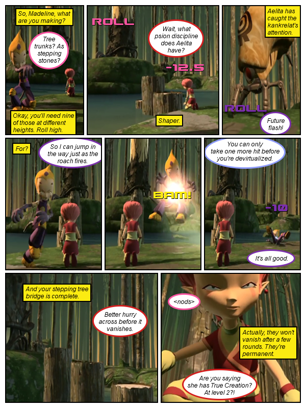 Page 236 - Session of Psionic Abilities